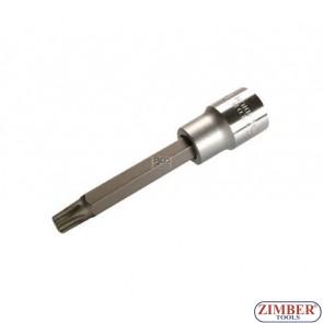 Καρυδάκι 1/2 torx (T-STAR) T70 / L100 mm (4477) - BGS technic.