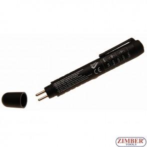 Διαγνωστικό επαγγελματικό υγρών φρένων DOT 3, DOT 4, DOT 5.1 - 67241- BGS technic.