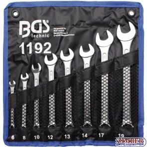 Γερμανοπολύγωνα | 6 - 19 mm | σετ 8 τεμαχίων.1192- BGS technic.