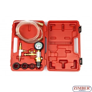 Radiator Cooling System Vacuum Purge & Refill Kit, ZR-36CSVPRK - ZIMBER TOOLS
