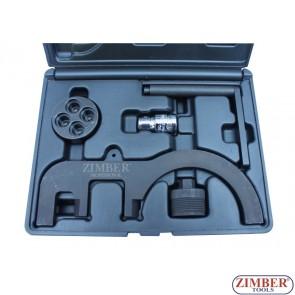 Κιτ χρονισμού κατάλληλο για οχήματα του ομίλου BMW N47/N47s 2.0 - ZR-36ETTS181-ZIMBER - TOOLS