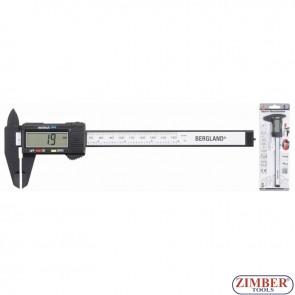 Ψηφιακό παχύμετρο 150 mm - 91931 - BGS technic.