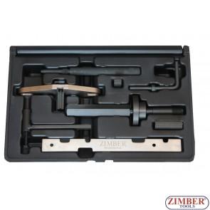 ΣΕΤ ΕΡΓΑΛΕΙΑ ΧΡΟΝΙΣΜΟΥ Ford 1.8 TDDi/TDCi - Chain Drive ,ZR-36ETTS29 - ZIMBER TOOLS.