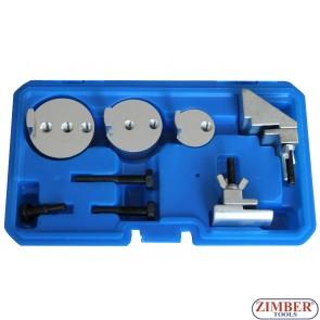 Εργαλεία αφαίρεσης και τοποθέτησης βοηθητικού ιμάντα κινητήρων. ZT-04A2177 - SMANN TOOLS.