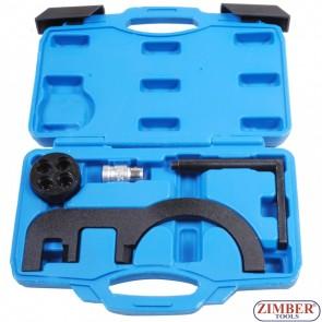 Κιτ χρονισμού κατάλληλο για οχήματα του ομίλου BMW N47/N47s 2.0 - ZT-04536 - SMANN - TOOLS