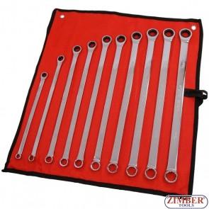 Πολύγωνα κλειδιά έξτρα μακριά σετ 8-10-12-13-14-15-16-17-18-19mm. 10pcs, 4465- NEILSEN-TOOLS