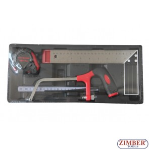 Set of tools, (ZT-00804) - SMANN TOOLS.