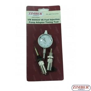 Κιτ χρονισμού αντλίας καυσίμου diesel Bosch VE (Fuel injection) ZR-36ETTS10701  - ZIMBER TOOLS