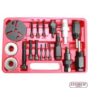 Κιτ εργαλείων επισκευής Air Condition 18pc - ZT-04D1027 - SMANN TOOLS