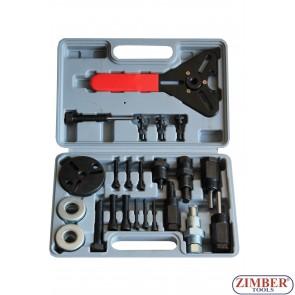 Κιτ εργαλείων επισκευής Air Condition  - ZT-04D1022 - SMANN TOOLS