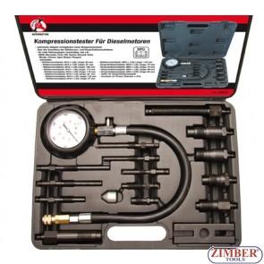 Συμπιεσόμετρο για αυτοκίνητα Diesel - 62660 - BGS technic