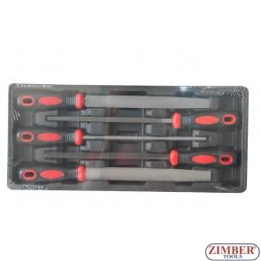 Λίμες σετ 5 τεμαχίων  - ZT-00805 - SMANN TOOLS.