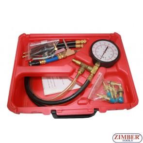 Pressure Manometer For Engine Fuel