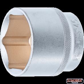 Καρυδάκι 1/2 εξάγωνο 46 mm κοντό, 2946-1- BGS technic.