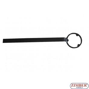 Εργαλείο συγκράτησης τροχαλίας στροφαλοφόρου για SUBARU FORESTER,2500 c.c - ZT-04A4045- SMANN TOOLS