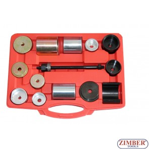 Συλλογή για συνεμπλόκ και ρουλεμάν BMW E38/39 E60/61 E31.36/46, E60/61, E31, E90/91 - ZT-04B2027 - SMANN TOOLS.