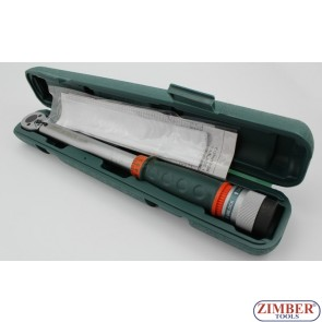 """Torque Wrench  1/2""""dr. 210Nm, T07210N - JONNESWAY."""