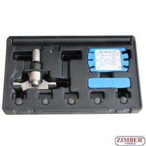 Εργαλείο ρύθμισης τεντώματος ιμάντα χρονισμού - Universal - ZR-36ETTS242 - ZIMBER TOOLS.