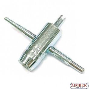 Tire Valve Stem Repair  Tool - ZIMBER - TOOLS