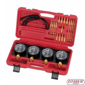 Συσκευή συγχρονισμού καρμπυρατέρ, ZR-36CS04 - ZIMBER TOOLS.