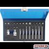Συλλογή μύτες 10 mm torx - allen - spline.28-pcs (ZB-5028) - BGS technic