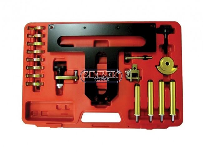 Набор инструмента для снятия / установки распредвала и ремонта механизма  VALVETRONIC -