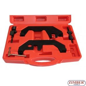 Набор инструмента для фиксации распредвала на BMW N62, N73 - ZT-04539 - SMANN TOOLS