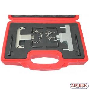 Набор для установки ГРМ MERCEDES, CHRYSLER, JEEP, ZT-05165 - SMANN TOOLS