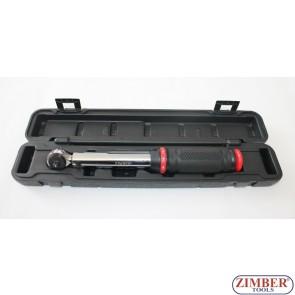 "Micrometer Torque Wrench 6~30 Nm, 1/4"" (ZR-17WSTW14) - ZIMBER-TOOLS"