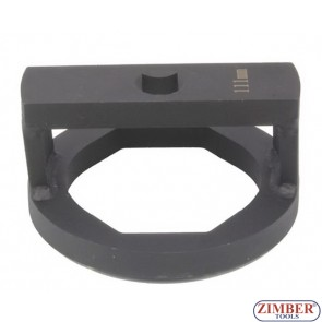 Wheel Capsule And Axle Nut Socket 110-mm, ZR-36ANSWC110 - ZIMBER TOOLS.