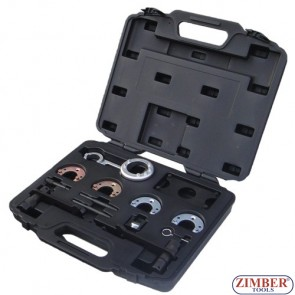 Набор инструмента для фиксации двигателя LAND ROVER -ZR-36ETTS114- ZIMBER TOOLS.