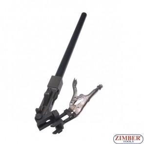 Рассухариватель клапанов (для снятия и установки пружины клапана)  BMW (N51/N52), ZR-36VSRI01 - ZIMBER TOOLS