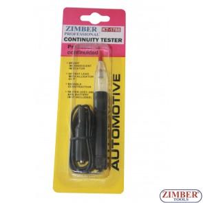 Tester continuitate - ZL-1788 - ZIMBER-TOOLS
