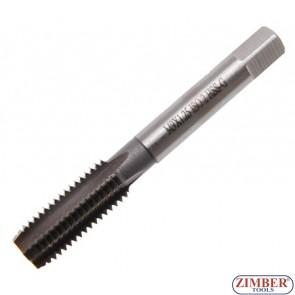 Метчик за втулки за възстановяване на резби M6*1,0 - ZIMBER - TOOLS
