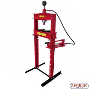 Пресс гидравлический  20 T, ZT-04D00004- SMANN TOOLS.