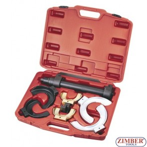 8pcs Interchangeable Fork Spring Compressor - ZIMBER-TOOLS