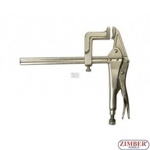 "Клещи чираци с подвижно рамо 7"" капацитет 75 мм (ZB-501)"