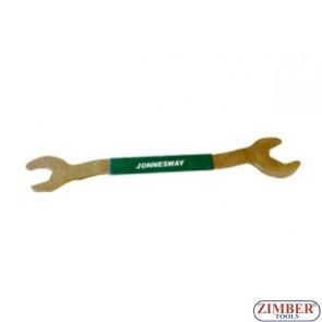 Ключ за шайба вентилаторна Двустранна - BMW, FORD, OPEL VAUXHALL ( 32mm & 36mm ) - JONNESWAY