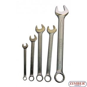 Combination wrenches 6mm DIN 3113 (ZR-17CW06V021) - ZIMBER TOOLS