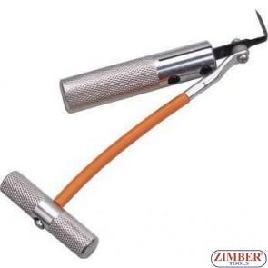 Инструмент для демонтажа лобовых стекол.