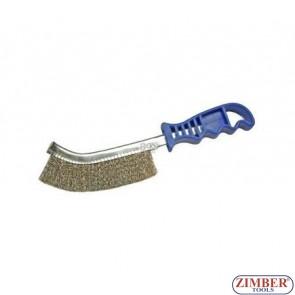 Steel Wire Brush | 260 mm.3171  - BGS technic.