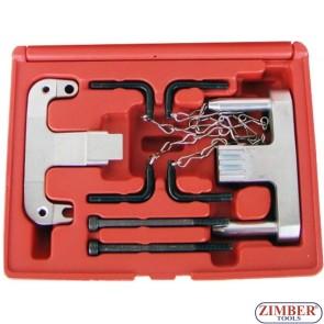 Mercedes Benz Timing Locking Tool Set, ZR-36ETTSB20 - ZIMBER TOOLS