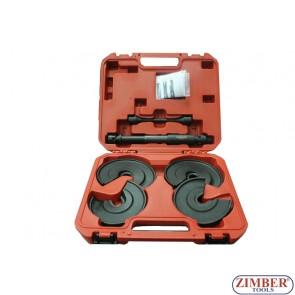 Coil Spring Compressor Wishbone Suspension, ZR-36TCSCWS - ZIMBER TOOLS.