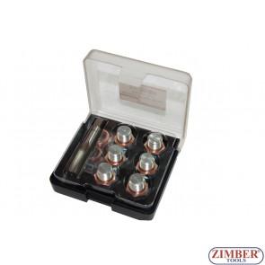 Oil Drain Repair Kit, M13 x 1.5P- ZR-36ODRK13 - ZIMBER TOOLS