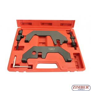 Набор инструмента для фиксации распредвала на BMW N62, N73 - ZIMBER-TOOLS