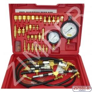 Набор для измерения давления топлива - ZI-6055 ZIMBER TOOLS