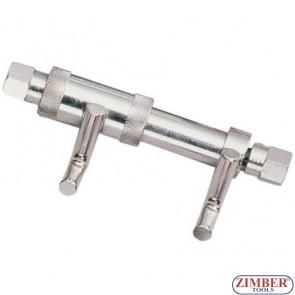Инструмент для съема/установки хомутов выхлопной трубы. AUDI - ZIMBER