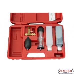 Набор для проверки утечек СО2 в системе охлаждения  - ZR-36CLT02 - ZIMBER TOOLS