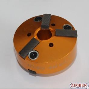 Фреза для прирезки седел клапанов  52mm-65mm 75° and 60°  (SPARE PART FROM-ZR-36VRST, ZR-36VRST10) - ZIMBER-TOOLS