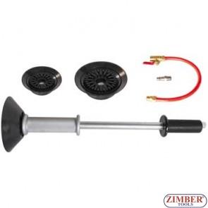 Обратный молоток с вакуумной присоской, ZR-36ADP - ZIMBER TOOLS